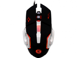 Hydra Gaming Mus med LED