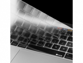"Tastatur Cover til MacBook Pro 13"" / 15"" med TouchBar (2016-2019)"