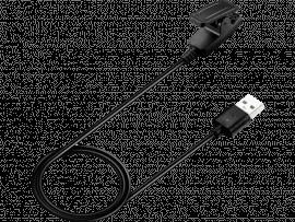 Oplader kabel til Garmin Forerunner 30 / 35 / 230 / 235 / 630 / 645 / 735XT / Vivomove HR & Approach S20