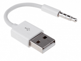 AUX til USB Adapter