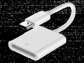 USB-C til SD Adapter