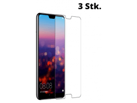3 Stk. Hærdet Glas til Huawei P20
