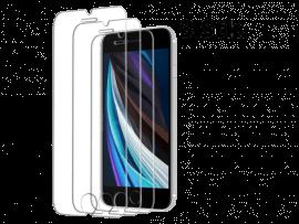 3 Stk. Hærdet beskyttelsesglas til iPhone SE (2020)