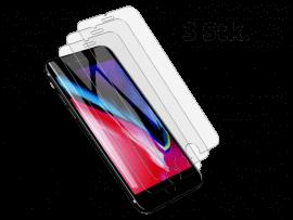 3 Stk. Hærdet beskyttelsesglas til iPhone 6 / 6S