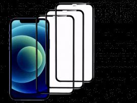 3 Stk. 3D Beskyttelsesglas til iPhone XR / 11