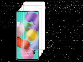 3 Stk. Hærdet Beskyttelsesglas til Samsung Galaxy A41