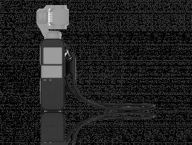 Silicone Cover med Strap til DJI Osmo Pocket