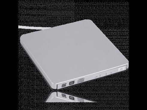 Super slim superdrive - ekstern CD/DVD drev til Mac & windows