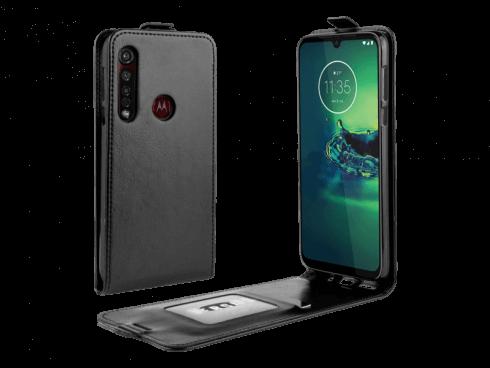 Sarandi Flip Cover til Motorola Moto G8 Plus