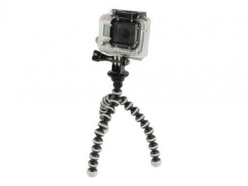Tripod Flexible Stativ til GoPro