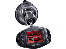 H500 Mini Dashcam med Fuld HD & Night Vision