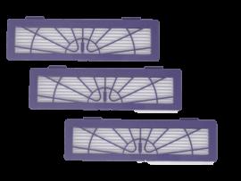 3 Stk. HEPA filter pakke til Neato Botvac D-Serien