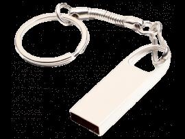 Nøglering m. 32 GB USB-Stik