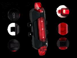 Lys til Xiaomi Mi M365 / Pro / Pro 2 & Ninebot ES1 / ES2 / ES2L / ES4
