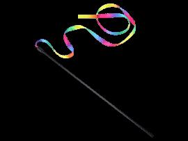 Farverig Drillepind 48 cm