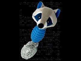 Plysdyr Vaskebjørn 40 cm - Blå