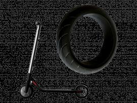 Punkterfri dæk til Ninebot ES1 / 2 / 2L / 4