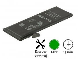 Batteri til iPhone 5