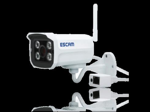 Fuld HD Overvågningskamera til Udendørs Brug