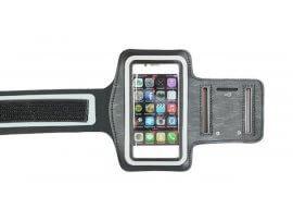Løbearmbånd til iPhone 4/4S og mindre Smartphones
