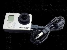 Oplader kabel til GoPro 2 / 3 / 3+ / 4