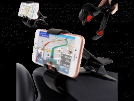 Universal Mobilholder til Bilens Instrumentbræt