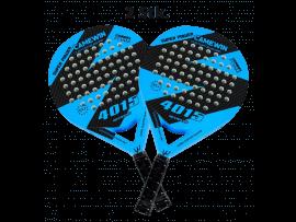 2 Stk. Advanced Padel Bat-Blå