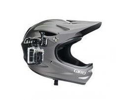 Helmet Side Mount til GoPro - Til Cykel & Full Face Hjelm