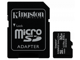 Kingston Canvas Select 32GB MicroSD inkl. adapter