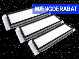3 Stk. HEPA filter til Xiaomi Roborock S5 / S50 / S5 Max