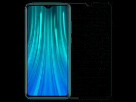 3D Beskyttelsesglas til Xiaomi Redmi 9
