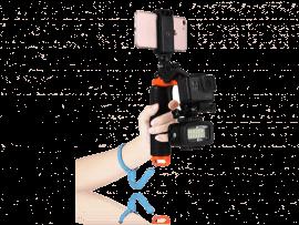 3-i-1 Flydende Pole til GoPro & Smartphone