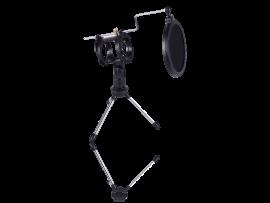 Mikrofon Holder m/ Pop Filter