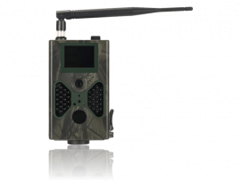 Vandtæt 16 MP Jagt- & Vildtkamera m/ 4G LTE Simkort