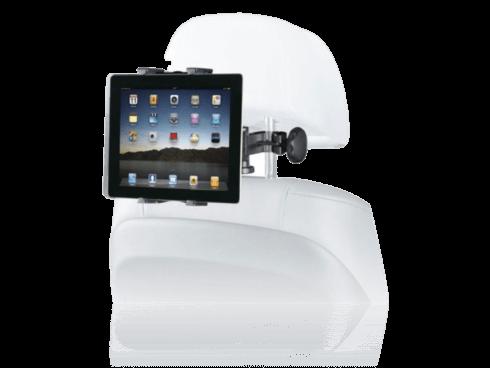 iPad & Tablet holder til bil / nakkestøtte m. rotation