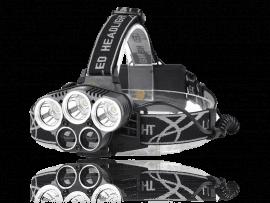 5000 Lumen Pandelampe m/ 5 LED-Pærer