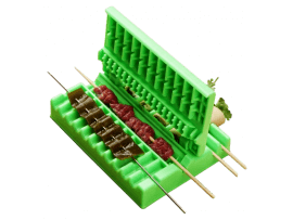 3-i-1 Grillspyd Gadget