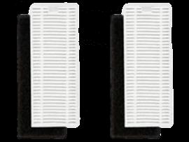 2 x HEPA Filter til Eufy RoboVac 15C / 35C / G30