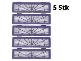 5 Stk. HEPA filter pakke til Neato Botvac D-Serien