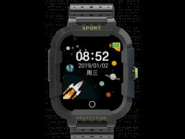 D75 Smartwatch til Børn m. GPS & Vandafvisning