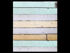 Flat Lay Baggrund m. Pastelfarver