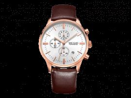 Megir Master Brown Leather