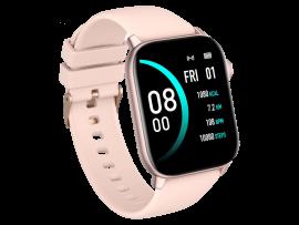 KW76 Smartwatch m/ Pulsmåler i Pink