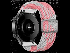 Flettet Nylon rem til Garmin Vivoactive 4 / 45mm