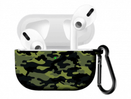 Camo Silicone Cover til AirPods Pro