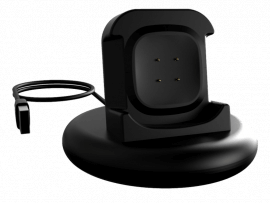 Oplader Dock til Fitbit Versa 3 / Sense