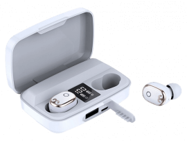 S17 Bluetooth Earbuds m. Etui