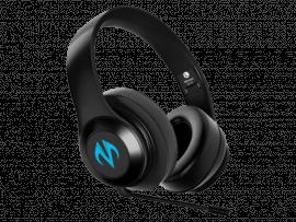BC10 Bluetooth Gaming Headset m. LED Lys - Sort