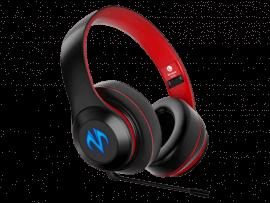 BC10 Bluetooth Gaming Headset m. LED Lys - Rødt