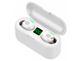 F9-2 Earbuds m. Touch & Opladningsetui